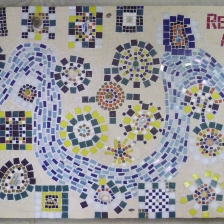 Redriff School Mosaic