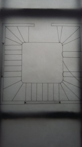st john line drawing