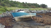 Uist boat