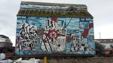 Uist Malaig Mural
