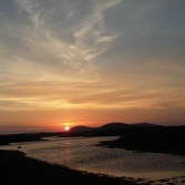 Uist Sunset