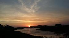Uist Sunset
